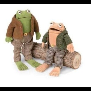 official Frog And Toad plush set